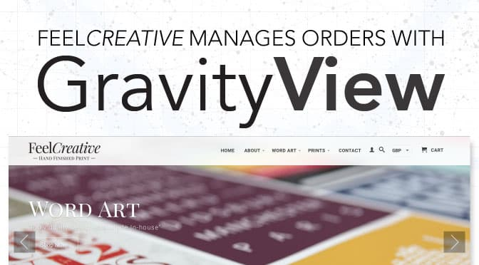 How FeelCreative uses GravityView