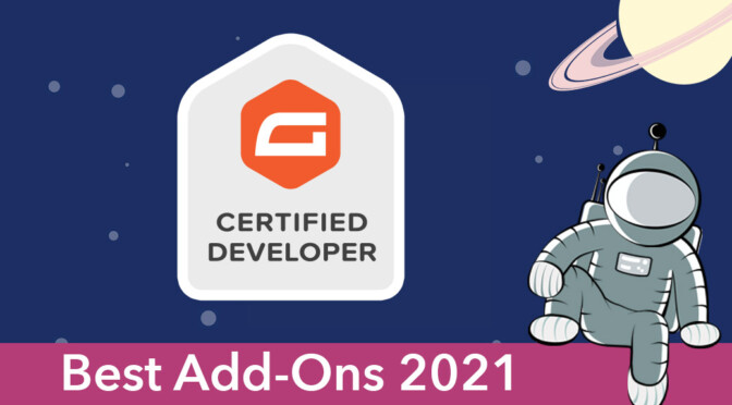 The Gravity Forms certified developer badge