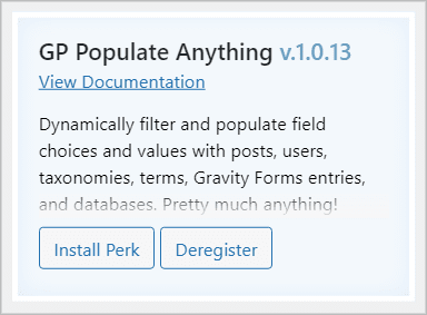 Populate Anything by Gravity Wiz